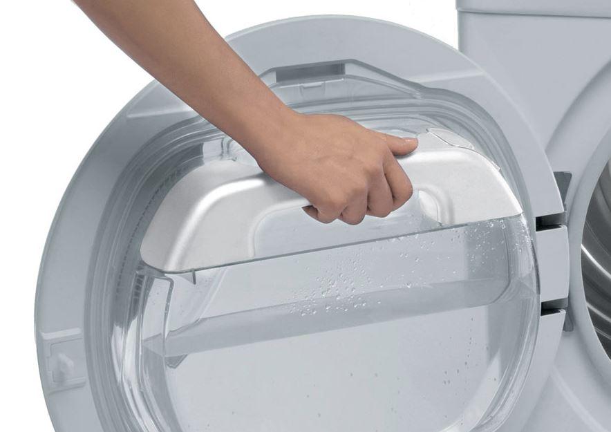 limpiar deposito agua secadora