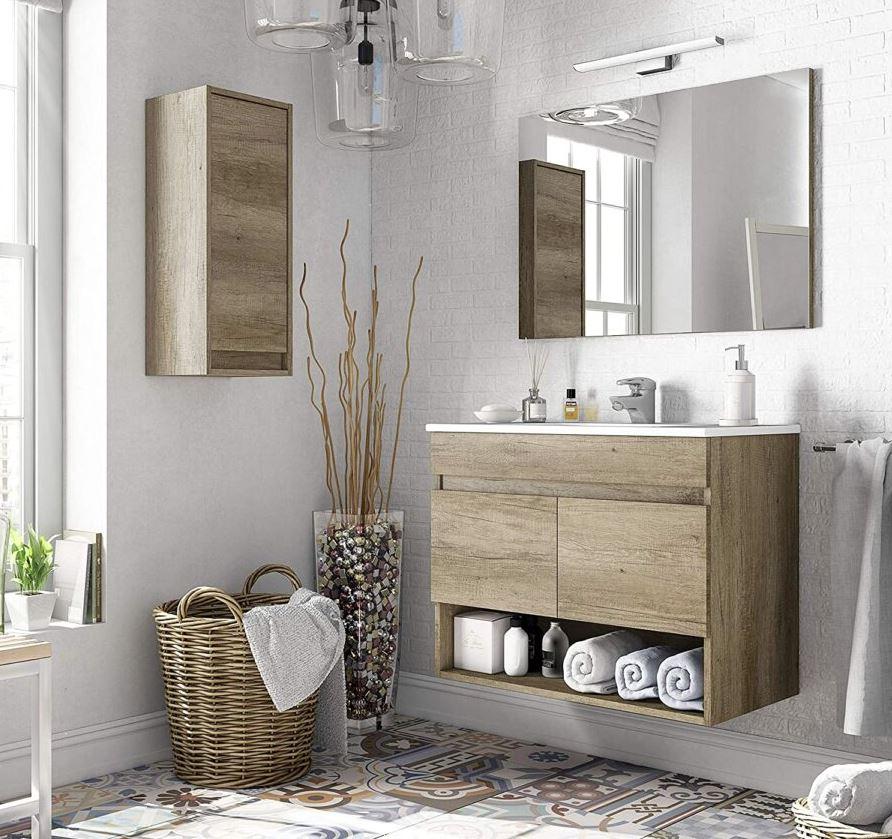 limpiar muebles de baño de melamina