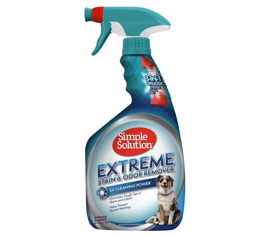 limpiar orina mascotas cesped artificial