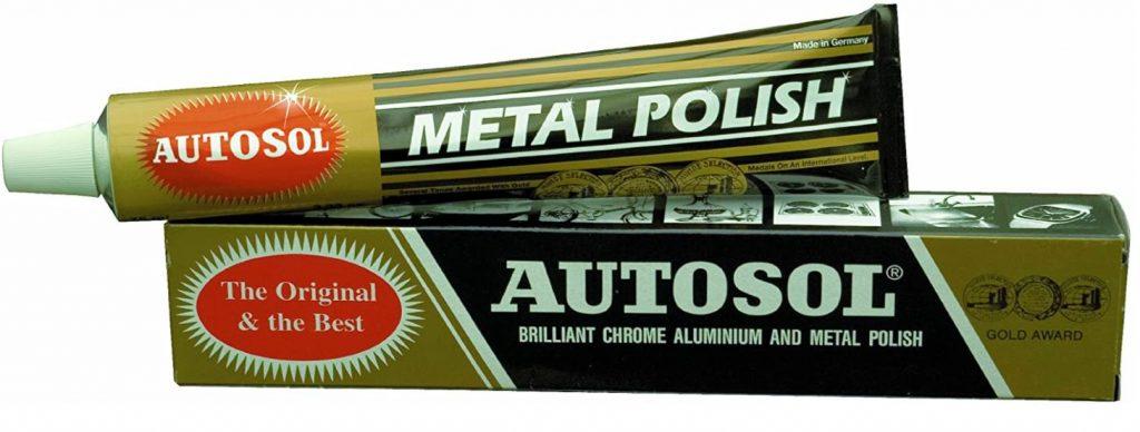 mejor pulidor de metales autosol