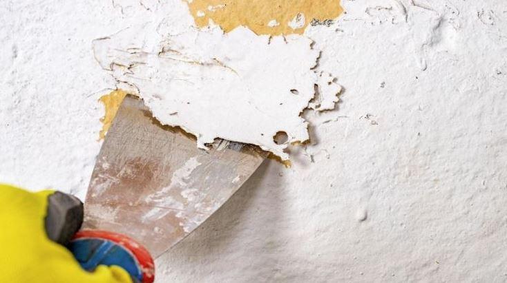 porque se despega la pintura de la pared