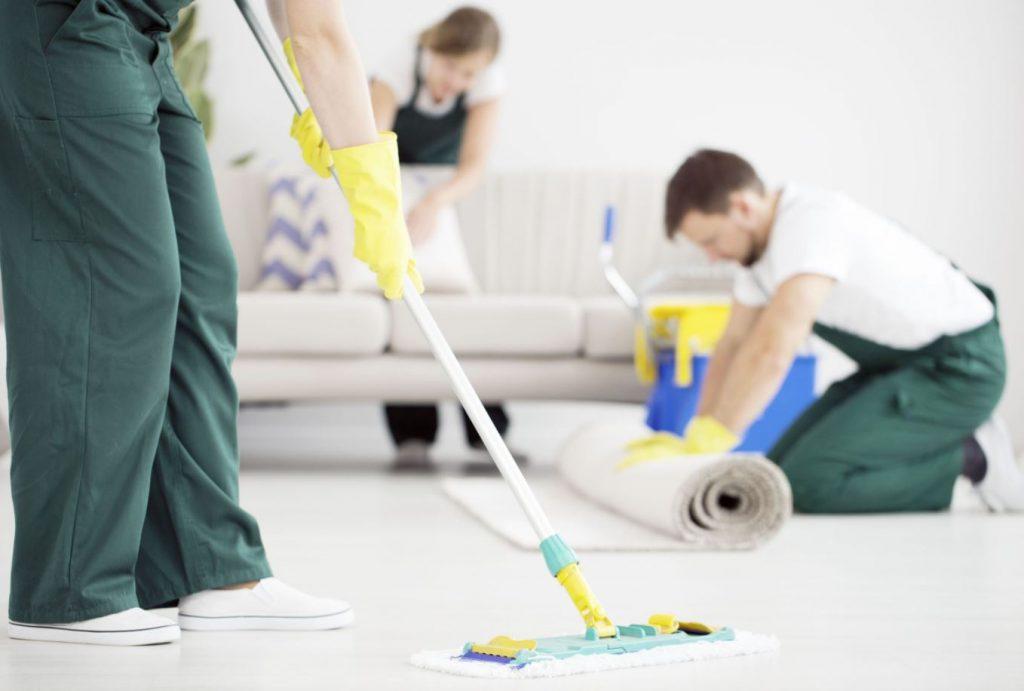 precio contratar empresa limpieza