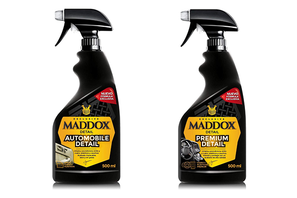 productos limpieza interior coche