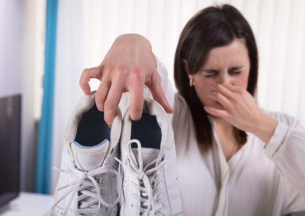 quitar mal olor zapatillas deporte