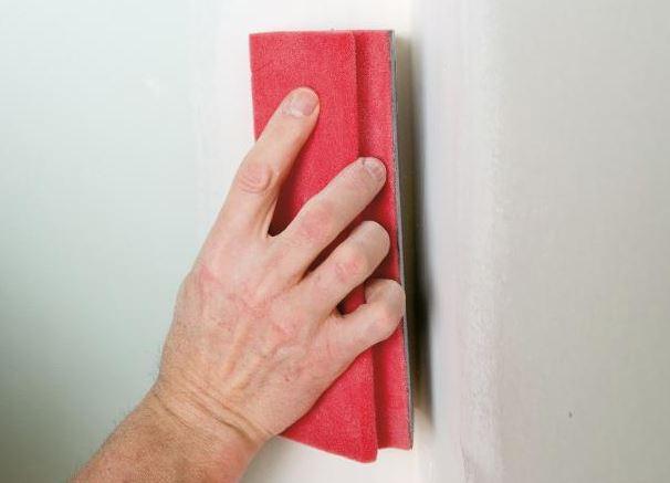 quitar pintura pared exterior