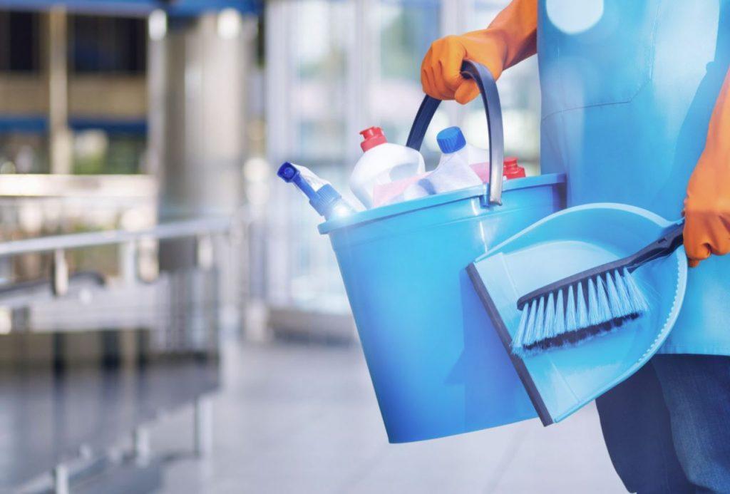 servicio de limpieza a domicilio en madrid
